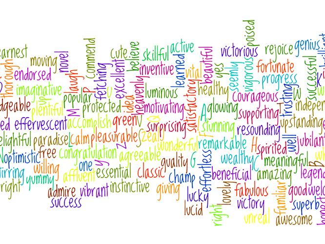L'influence des mots sur votre bonne humeur