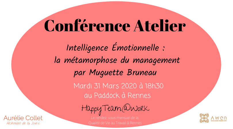 intelligence émotionnelle la metamorphose du management - aurelie collet