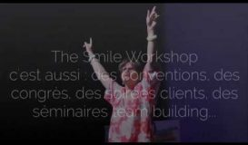 Animer vos événements avec The Smile Workshop